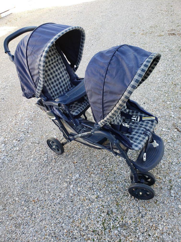 Graco duoglider double stroller