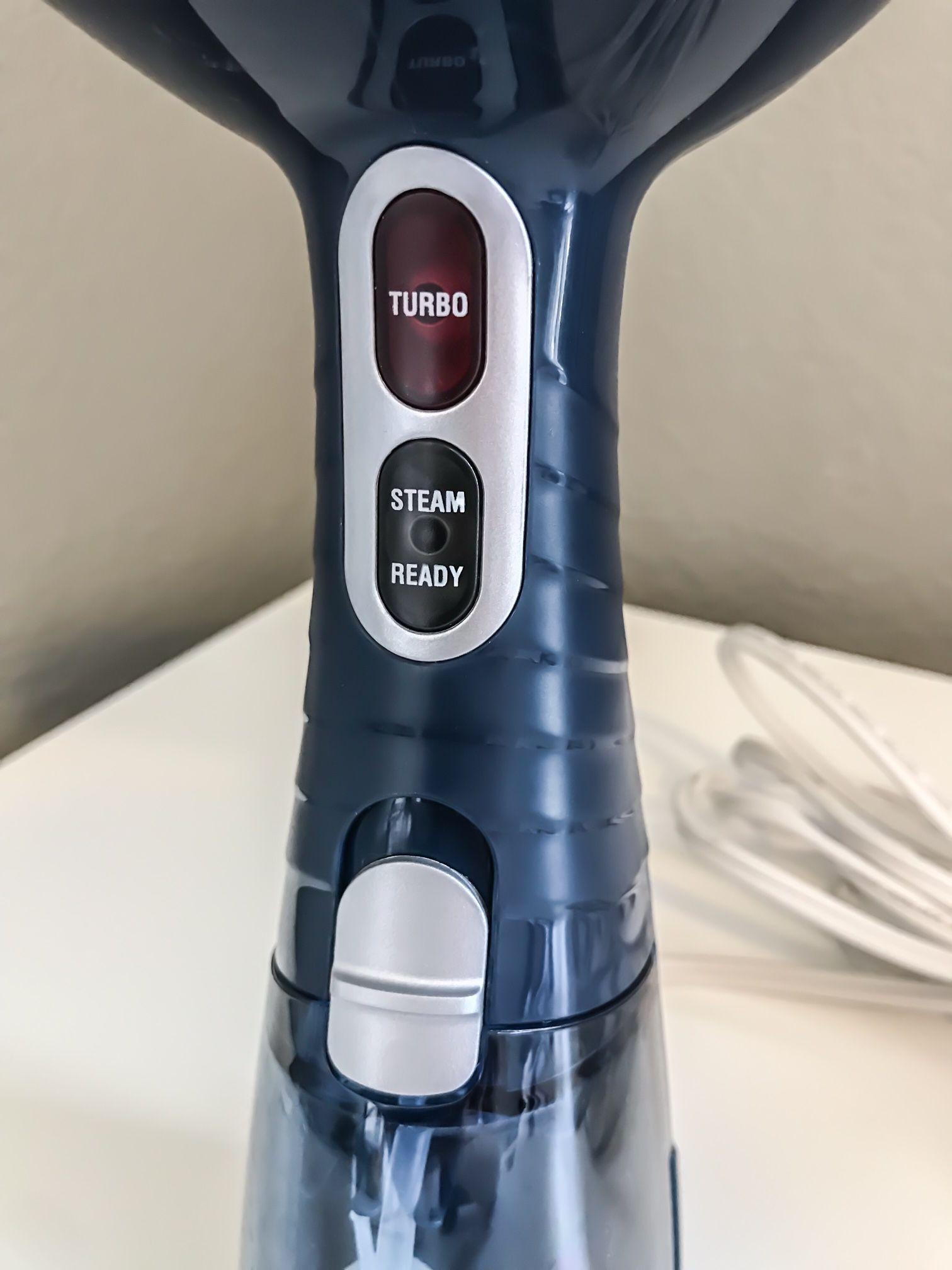 Conair Turbo Extremesteam Portable Fabric Steamer