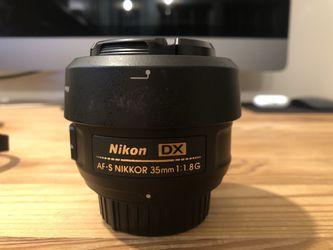 Nikon D5200 DSLR Camera Package Thumbnail