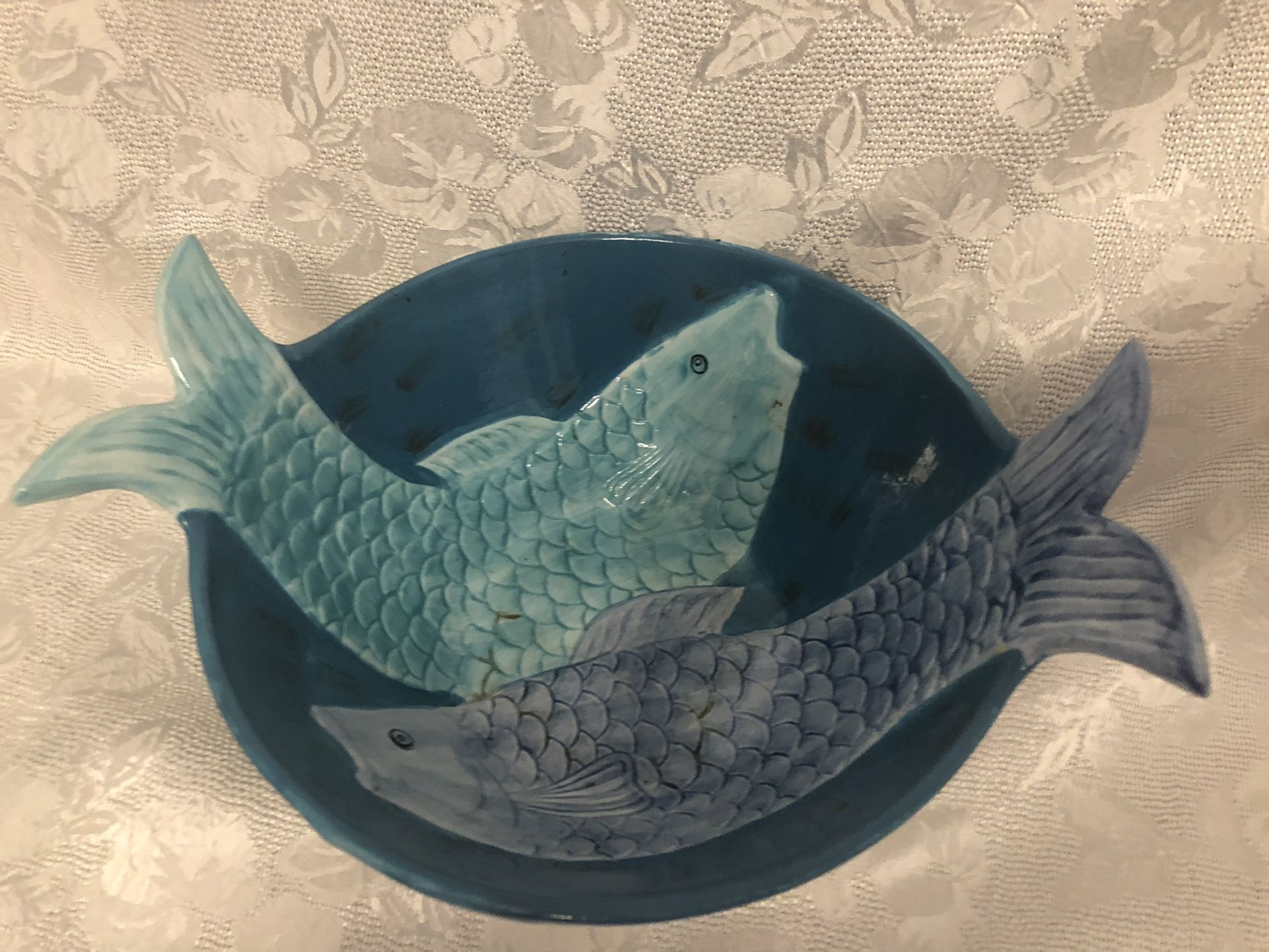 Two Fish /  Pisces Bowl