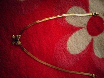 18karat Gold Necklace  Thumbnail