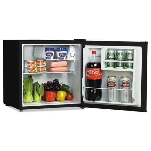 1.6 Cu. Ft. Refrigerator With Chiller Compartment | Black