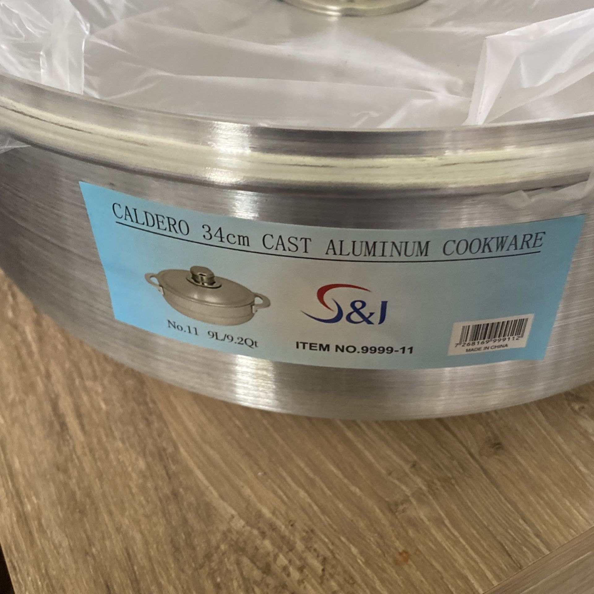 Cookware Haitian Pot 34cm