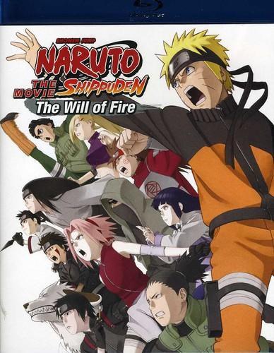 Naruto Shippuden the Movie-Will of Fire [Blu-ray]