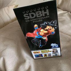 Dragonball Z Super saiyan 4 son of Goku  9th anniversary Thumbnail