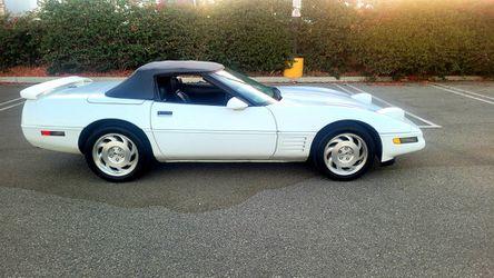 1993 Chevrolet Corvette Thumbnail