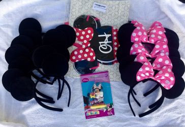 Minnie Mouse Party Lot Thumbnail