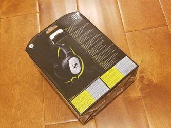 Sennheiser HD201 headphones - NEW Thumbnail