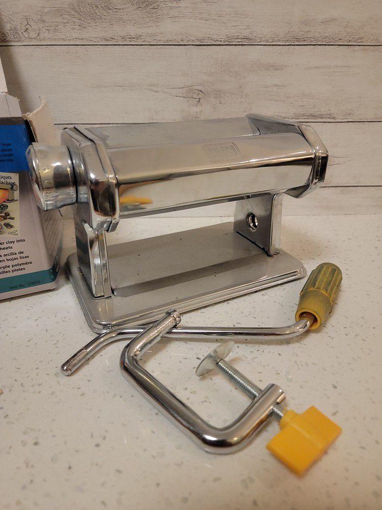 Pasta Machine For Clay