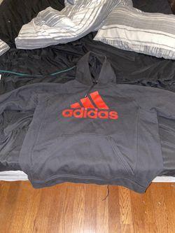 Adidas Adult Medium Sized Hoodie Thumbnail