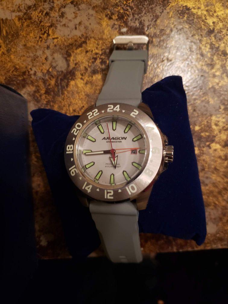 Aragon watch