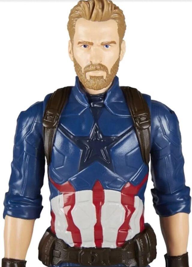 "Marvel Infinity War Captain America-12"""