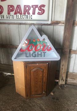 Coors light mini fridge led Thumbnail