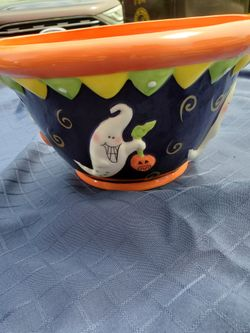 Midwest Cannon Large Halloween Bowl  Thumbnail