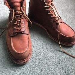Classic RedWing 6in Boot (size 11.5 men's) Thumbnail