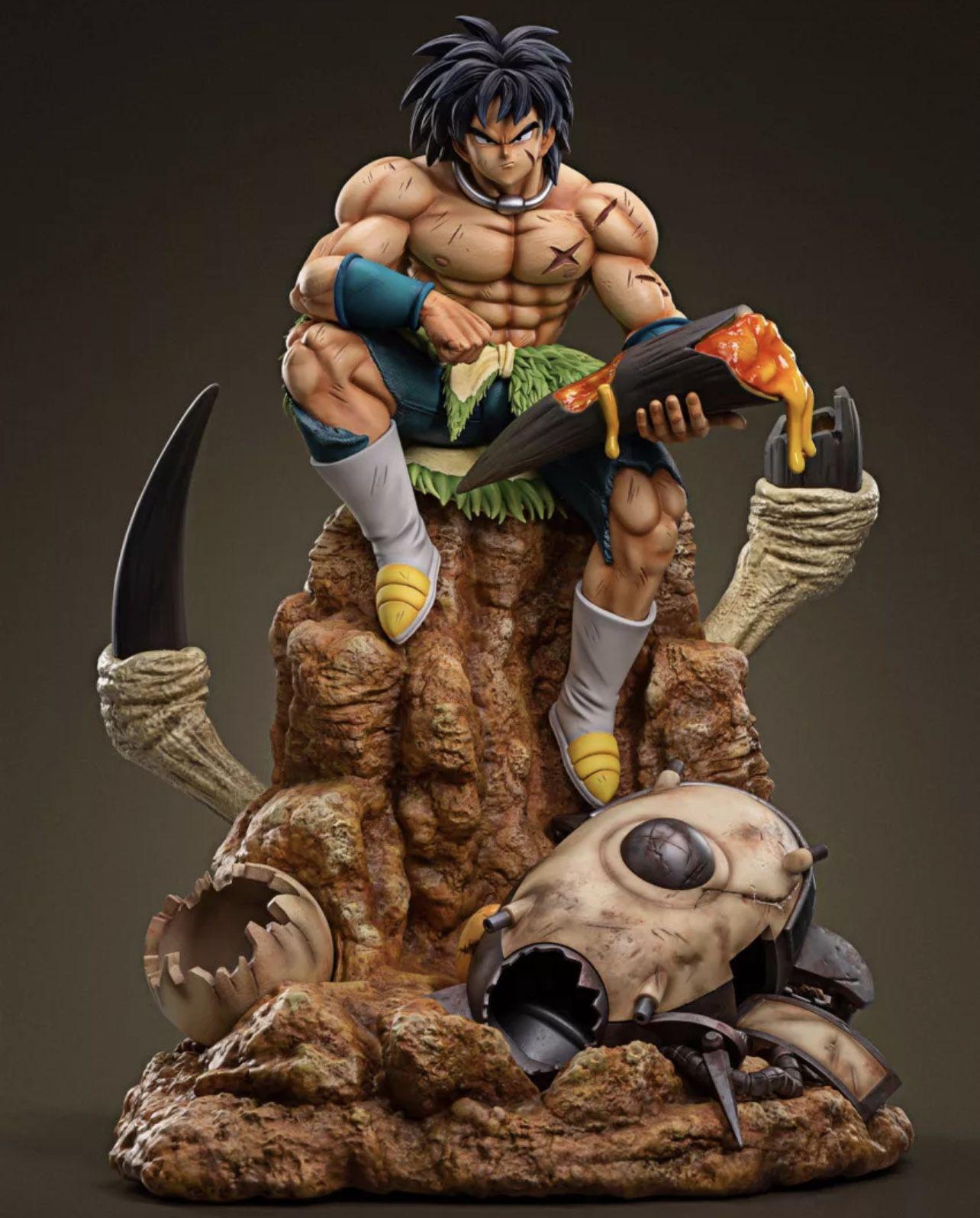 Anime Resin Figures!! Dragonball Z , Attack On Titan