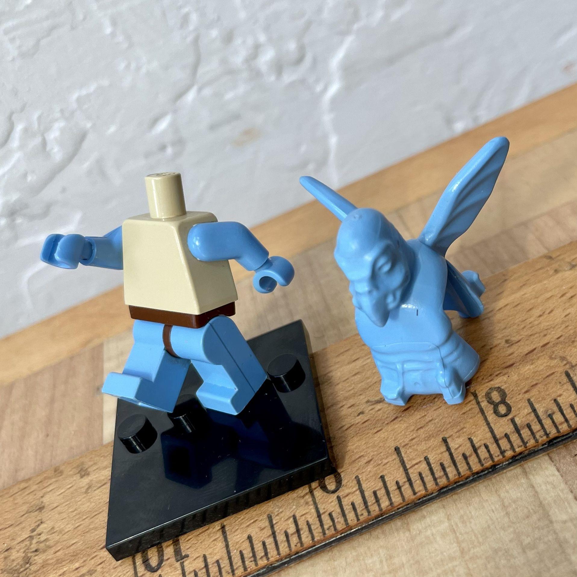 Vintage LEGO Star Wars Watto SW0038 Mini Figure From Watto's Junkyard Set #7186 Toy