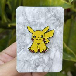 Pikachu Pokemon Pin Thumbnail