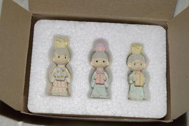 Precious Moments Three Kings  Thumbnail
