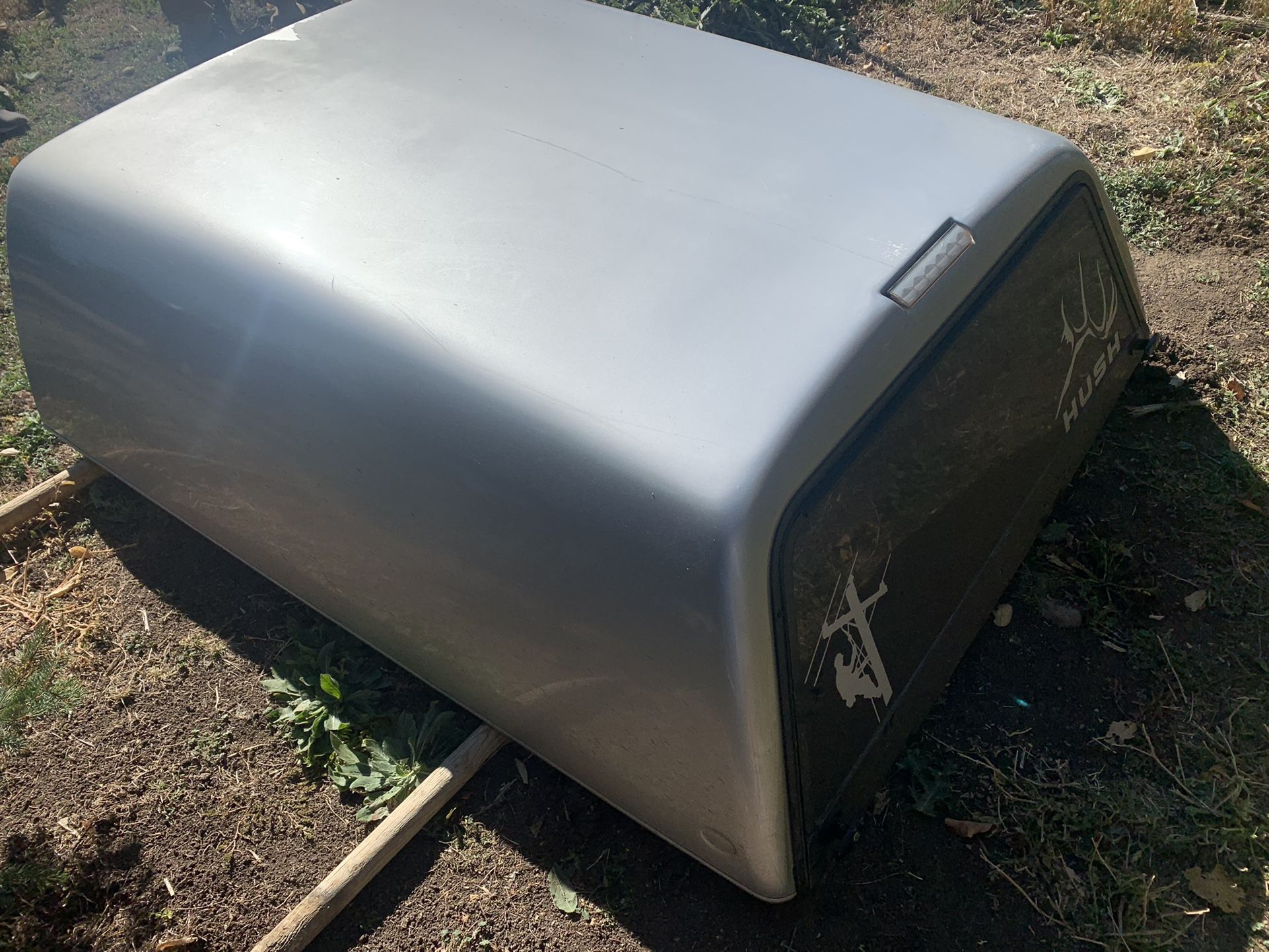Camper Shell For 6' Bed