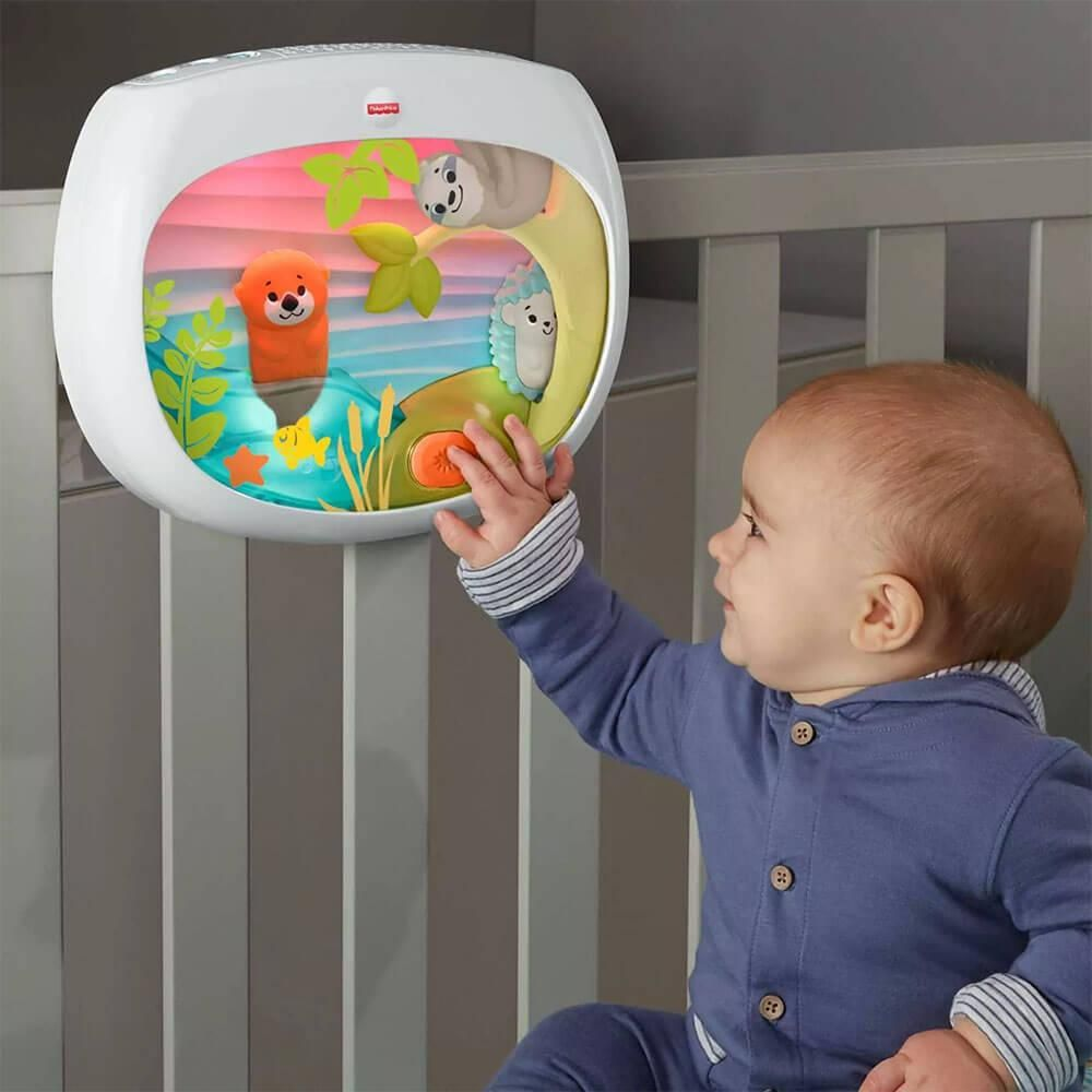Fisher-Price FPFXC59 Settle & Sleep Projection Soother