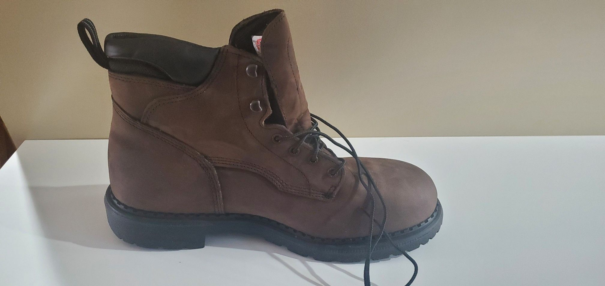 Mens size 12 Red Wing boots. Paid $189. Looking for $80