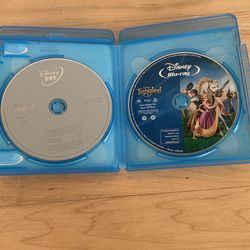 Tangled Blu-ray+DVD Thumbnail