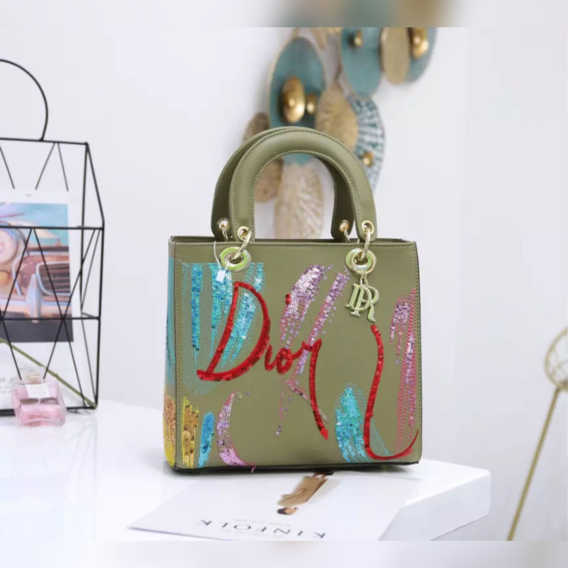 Women's Designer Handbag (Small)