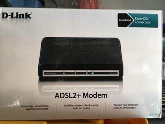 D-Link ADSL + Modem Thumbnail