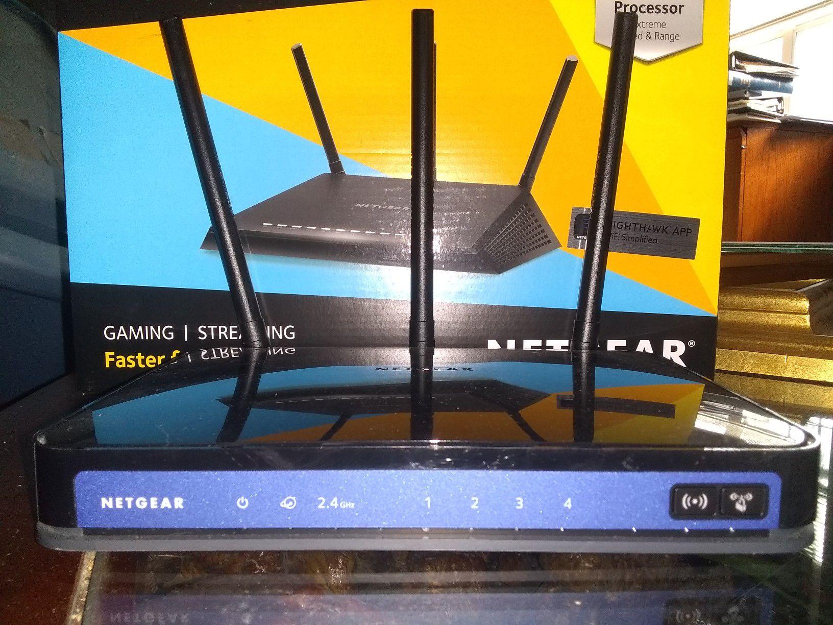 Netgear NightHawk WiFi Router