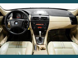 2006 BMW X3 Thumbnail
