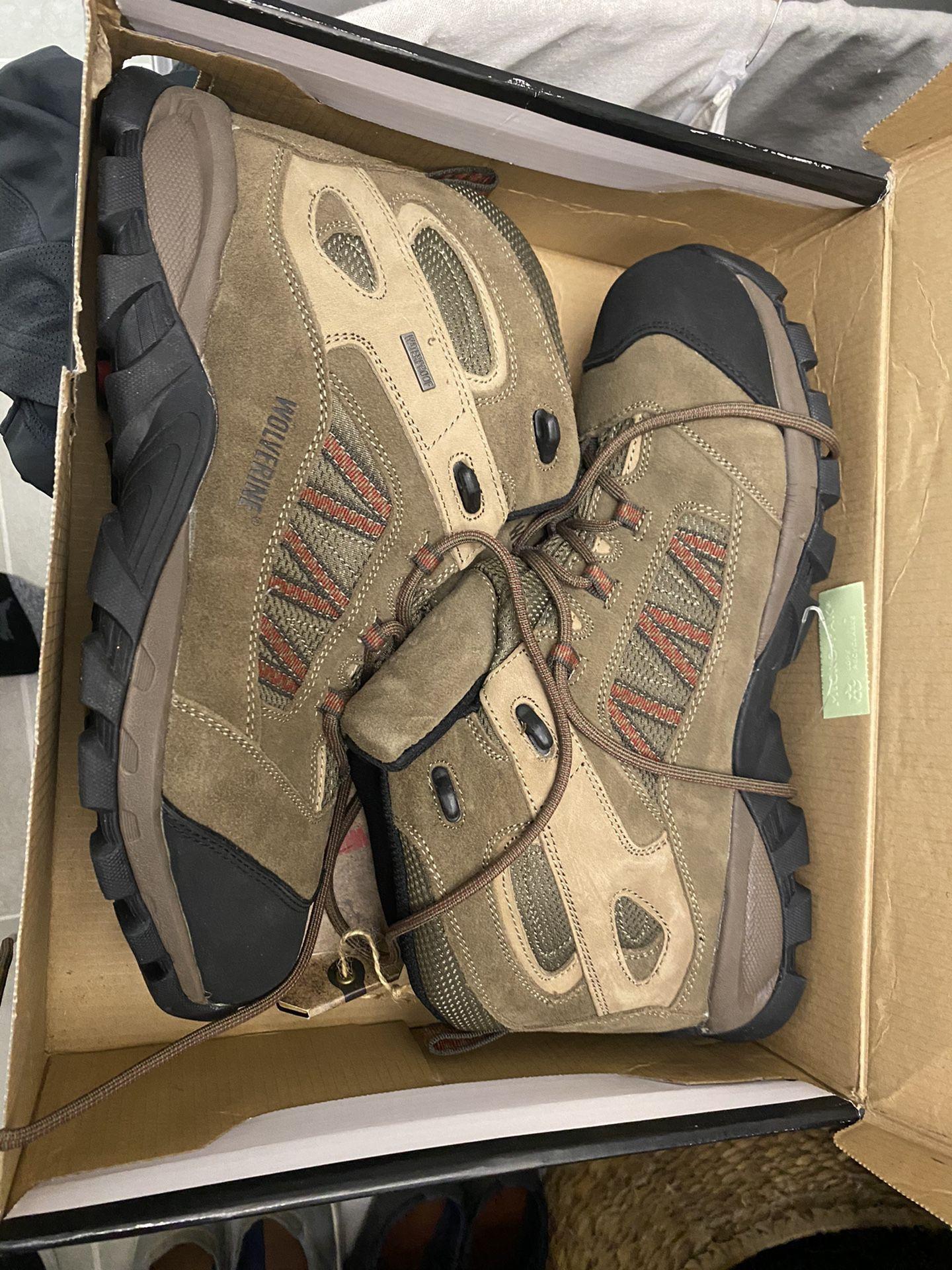 Wolverine Blackledge FX Boots Shoes