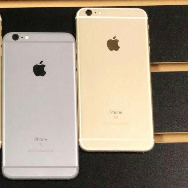 iPhone 6s Plus 32GB UNLOCKED + Warranty