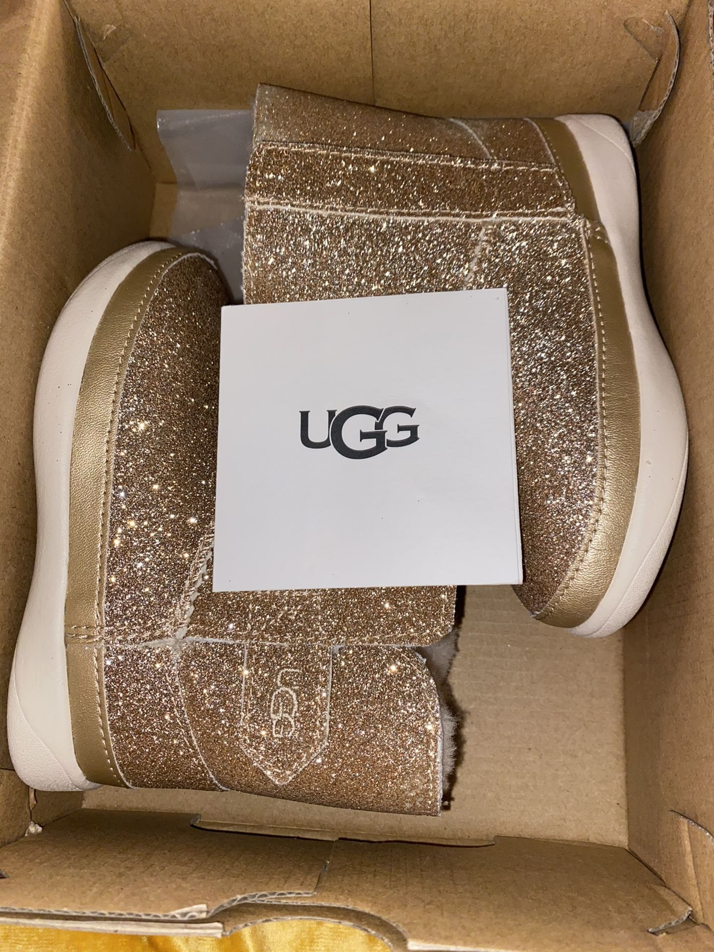 Toddler Uggs Size 8c Brand New