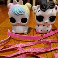 LOL Surprise Pet Piggybanks and Backpacks Thumbnail