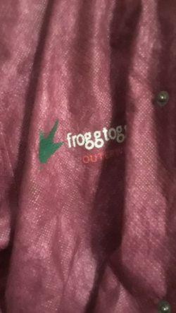 NWOT FroggToggs ladies rain suit sz small Thumbnail