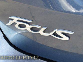 2018 Ford Focus Thumbnail