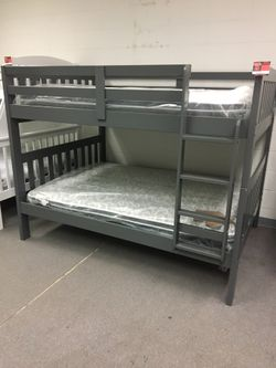 Brand New Bunk Bed !!! Come Get It Before It's Gone!!! Thumbnail