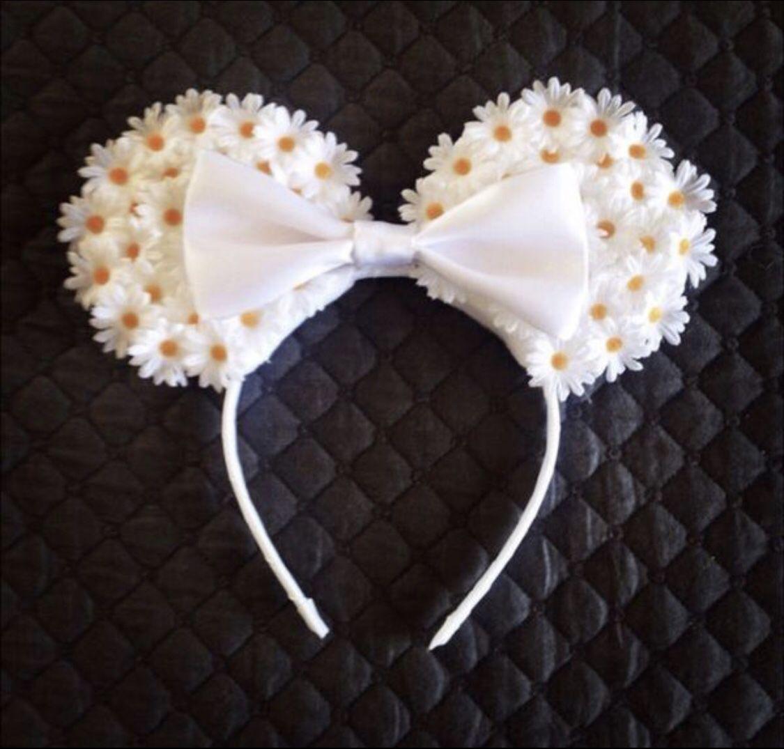 Daisy Mickey Ears