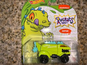 Entire Rugrats Hot Wheel Collection Thumbnail