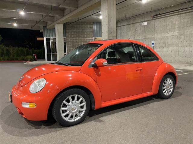 2004 Volkswagen New Beetle Coupe