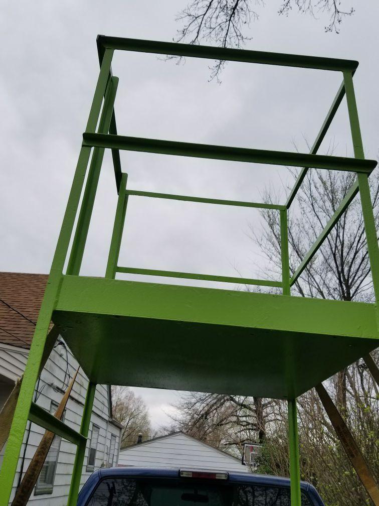 Elevated Man Basket for Forklift