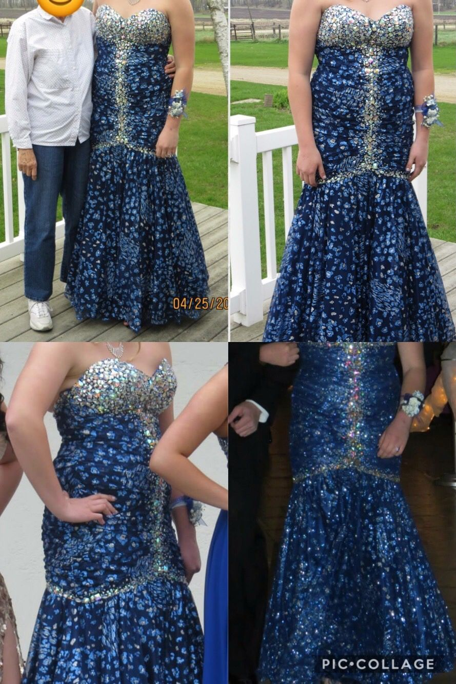 Jovani 16 prom dress