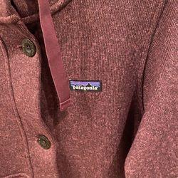 Patagonia women's better sweater coat (small) Thumbnail