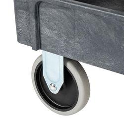 Oshion SC253-S3 Small Three-Layer Plastic Trolley Thumbnail