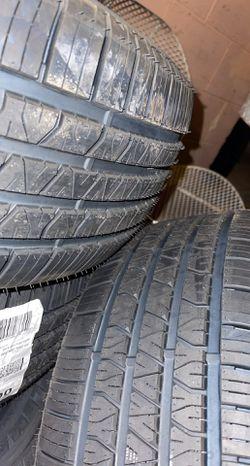 235 50R 18 Brand New Tires  Thumbnail