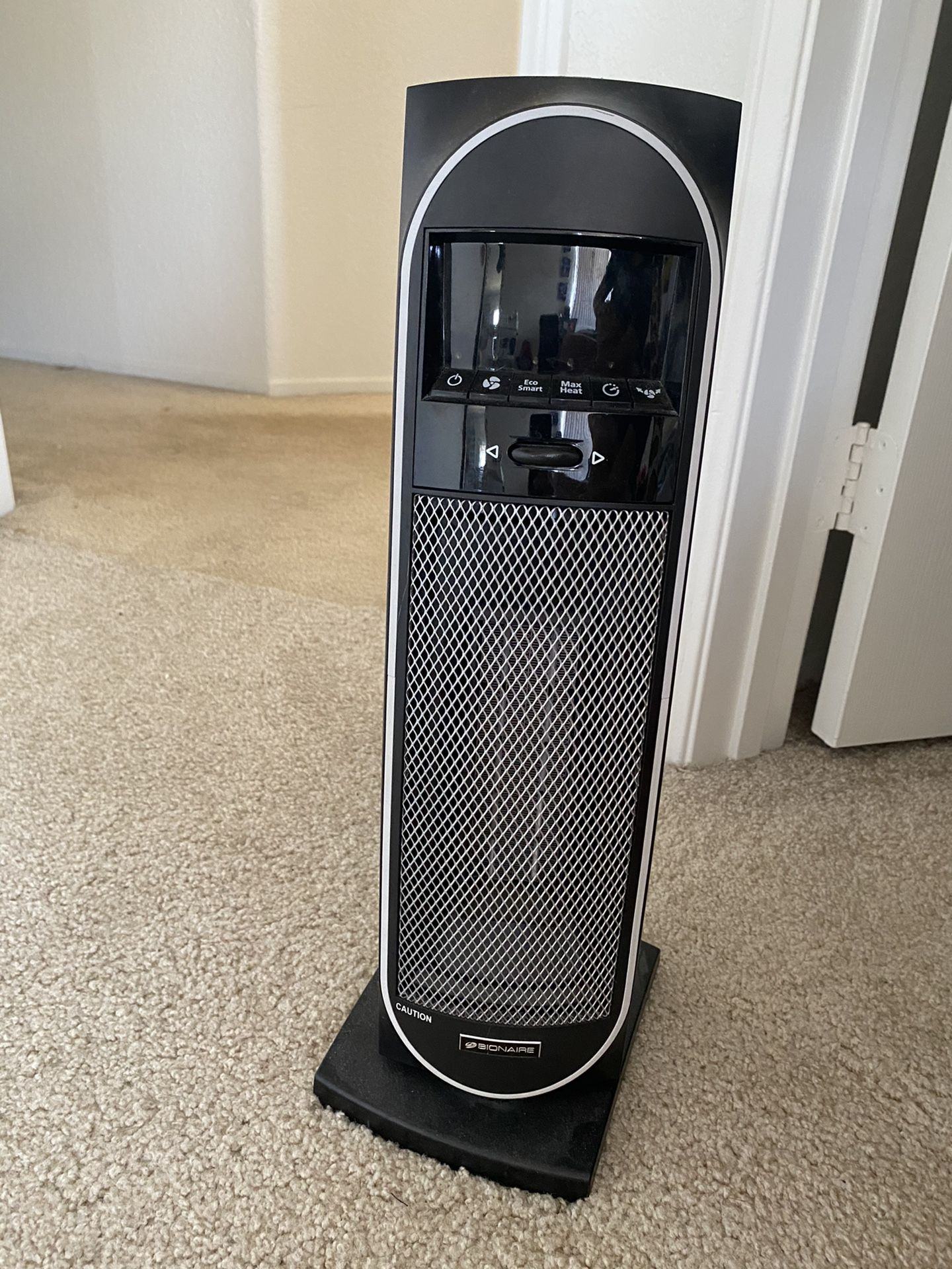 Bionare Tower Fan & Heater with Thermostat