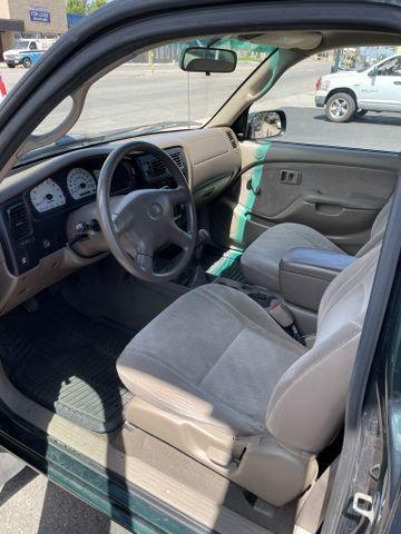 2002 Toyota Tacoma Regular Cab