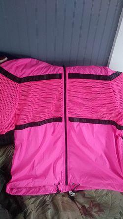 Victoria secret pink spring jacket hoodie Thumbnail