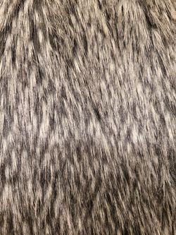 Faux Fur Sweater Vest Thumbnail